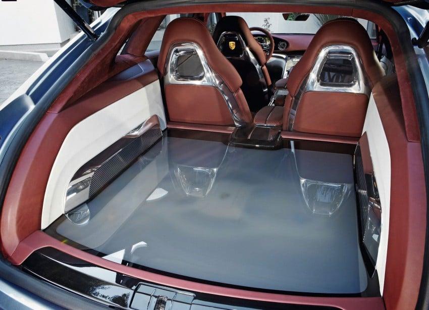 GALLERY: Porsche Panamera Sport Turismo Concept Image #146283