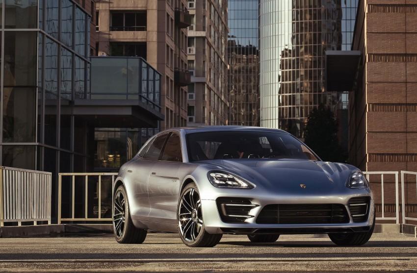 GALLERY: Porsche Panamera Sport Turismo Concept Image #146286