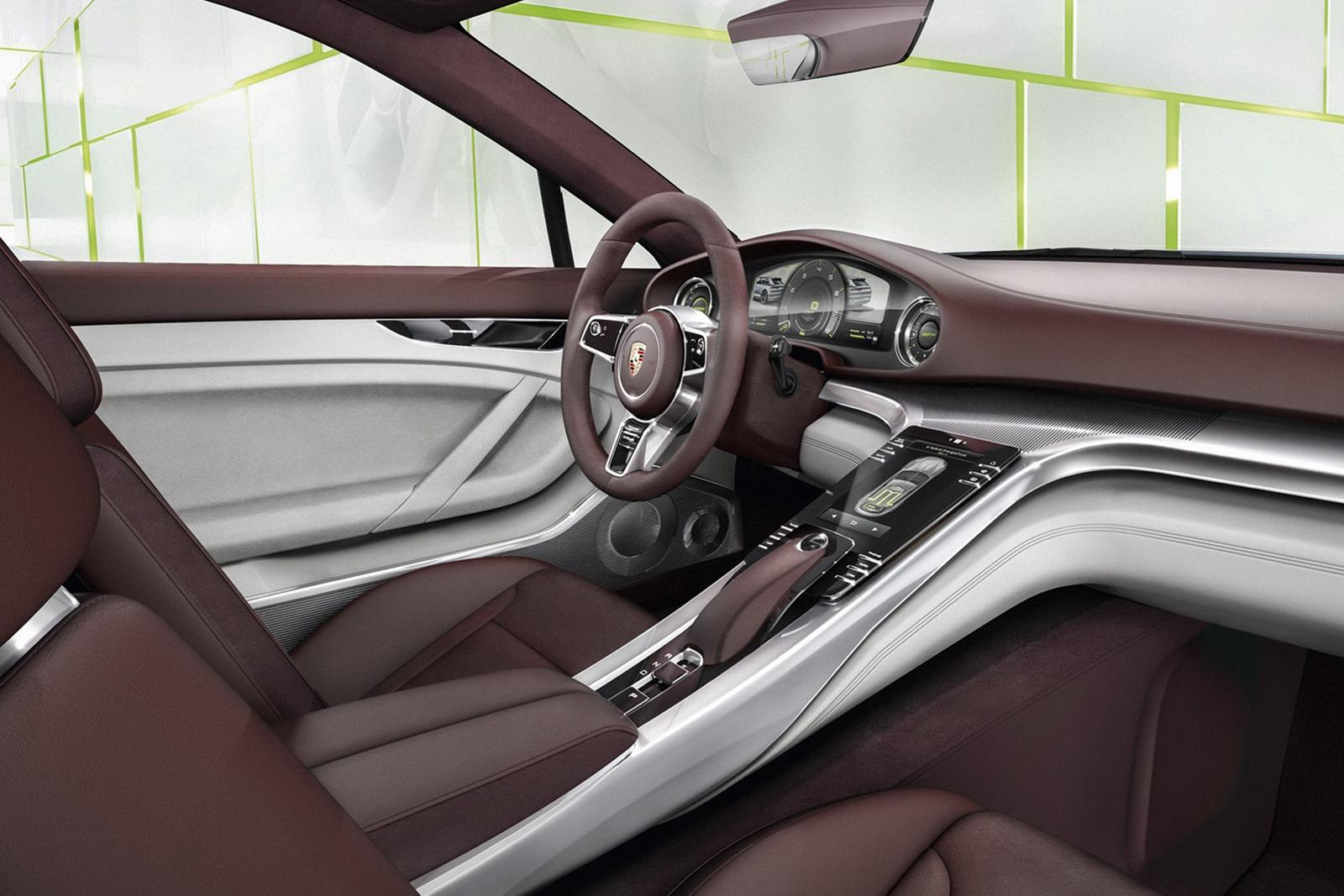 Paris 2012: Porsche Panamera Sport Turismo concept car previews future ...