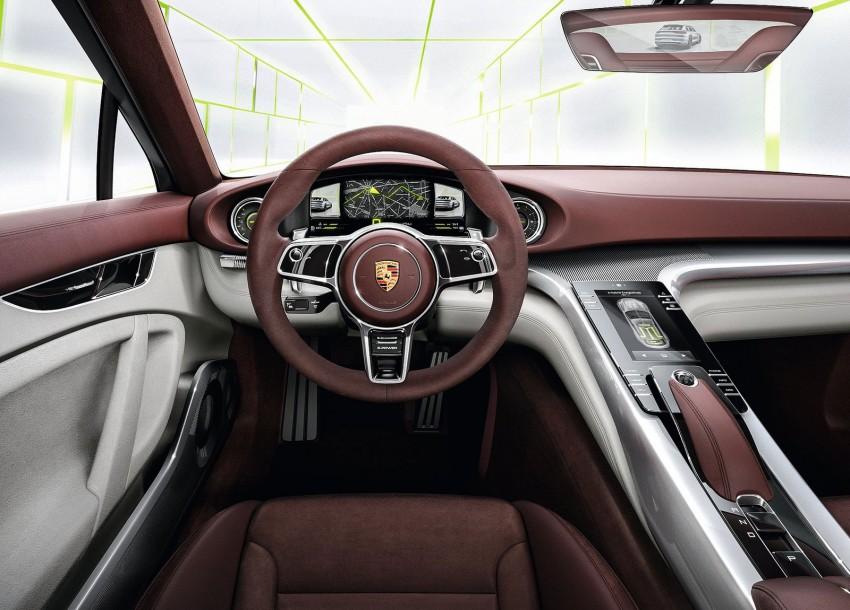 GALLERY: Porsche Panamera Sport Turismo Concept Image #146296