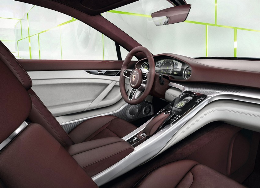 GALLERY: Porsche Panamera Sport Turismo Concept Image #146297