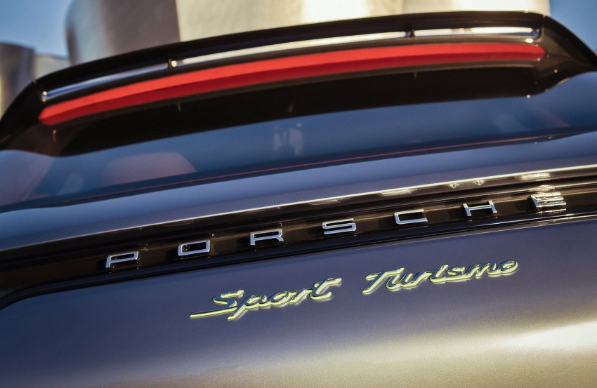 GALLERY: Porsche Panamera Sport Turismo Concept Image #146303