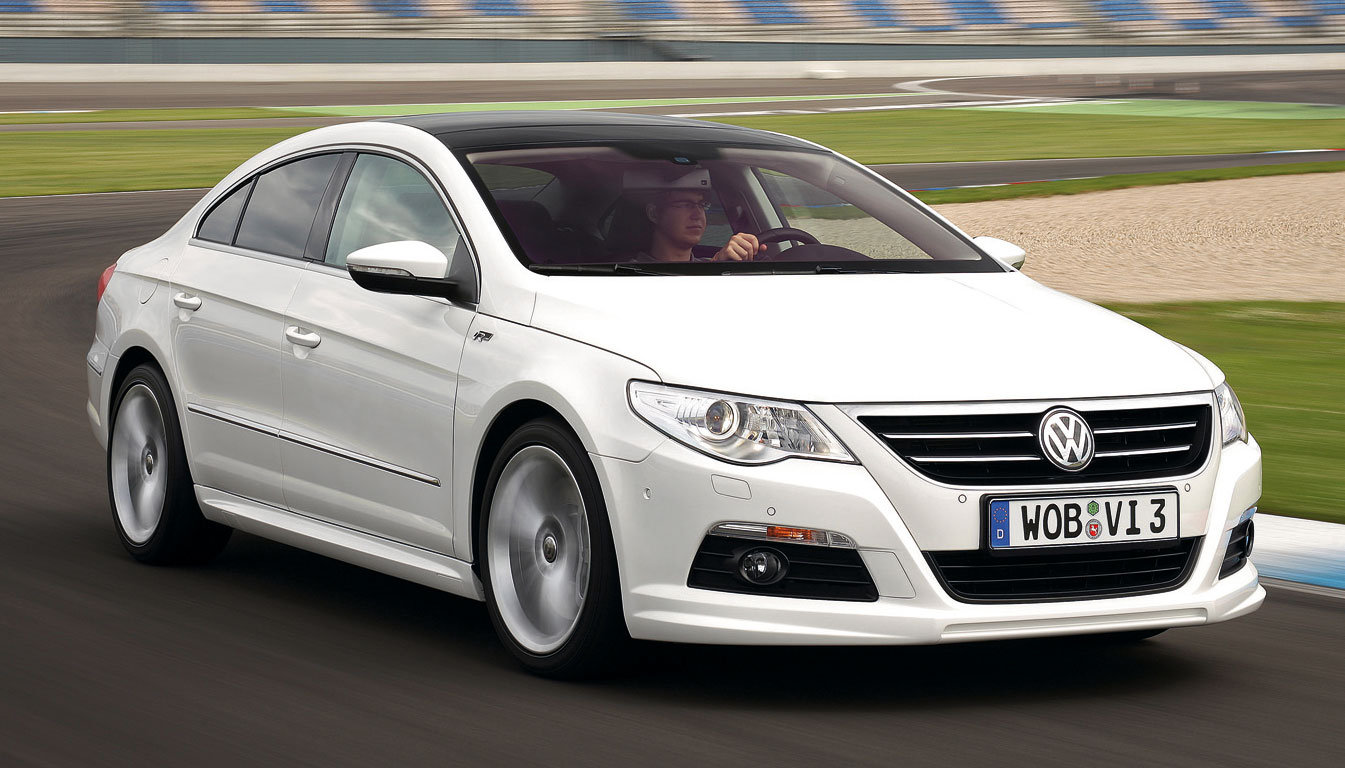 Volkswagen R Cars Are Here Golf R And Passat Cc R Line