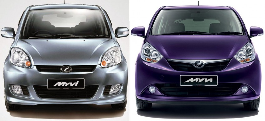 2011 Perodua Myvi – full details and first impressions Image #61188