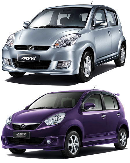 2011 Perodua Myvi – full details and first impressions Image #61186