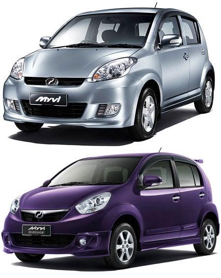 perodua new release car2011 Perodua Myvi  full details and first impressions