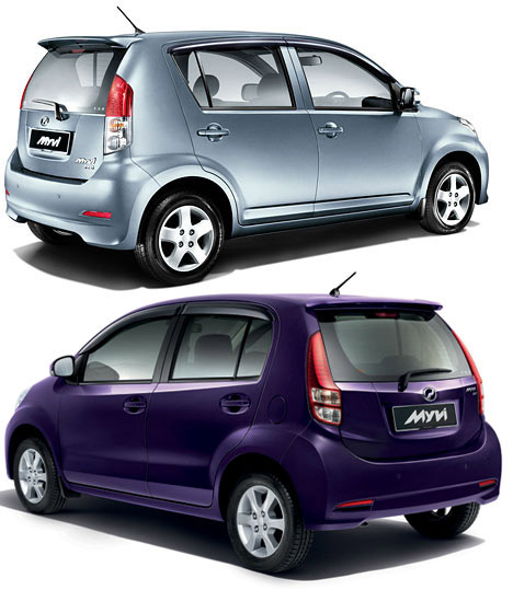 2011 Perodua Myvi – full details and first impressions Image #61189