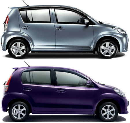 2011 Perodua Myvi – full details and first impressions Image #61187