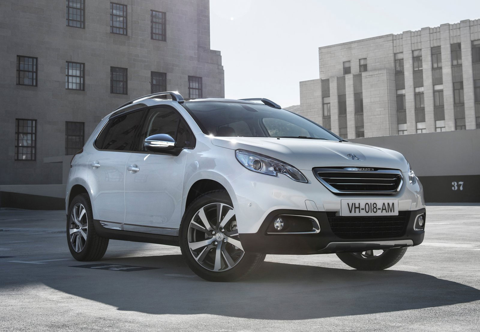 Peugeot 2008 Crossover Full Details And Gallery Paul Tan Image 155640