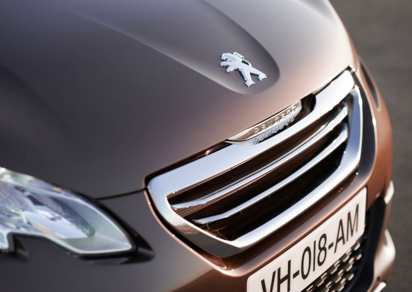 Peugeot 2008 Crossover – full details and gallery Image #155643
