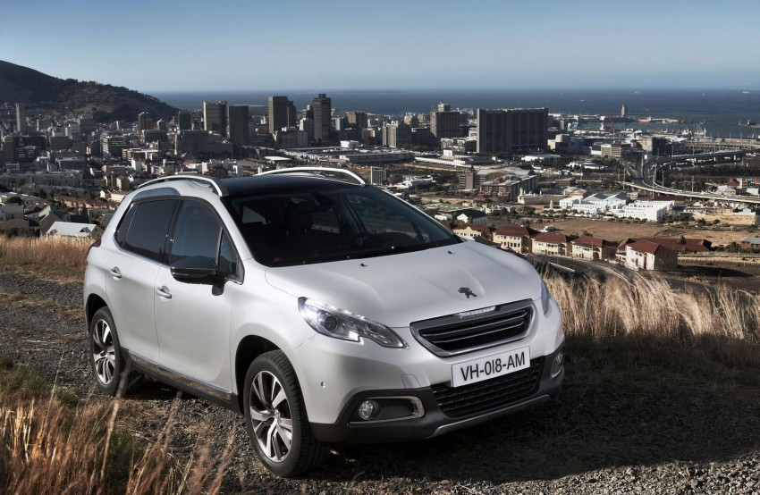 Peugeot 2008 Crossover – full details and gallery Image #155645