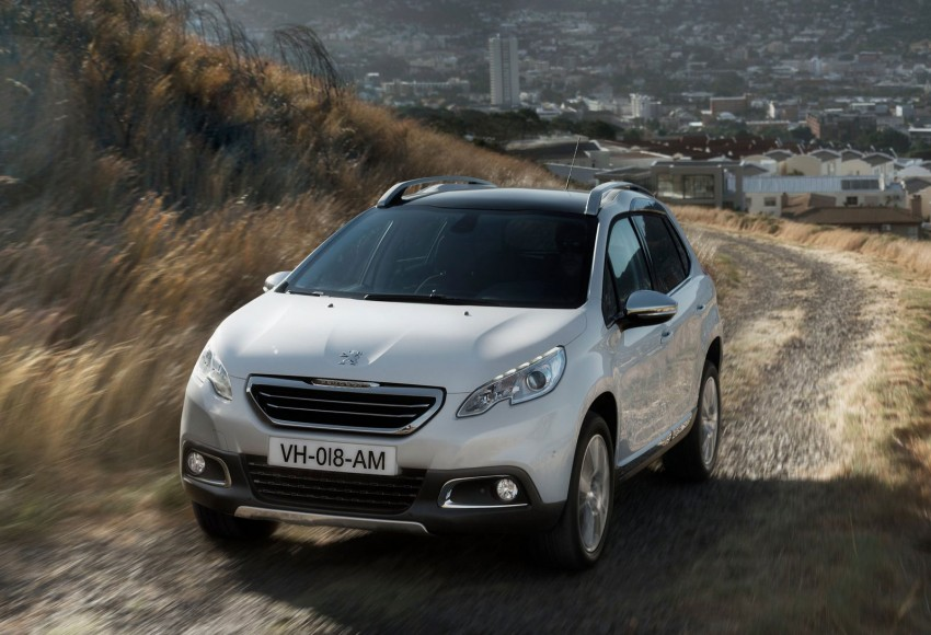 Peugeot 2008 Crossover – full details and gallery Image #155649