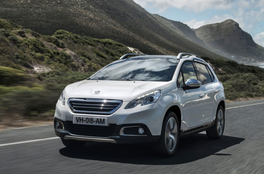 Peugeot 2008 Crossover – full details and gallery Image #155650