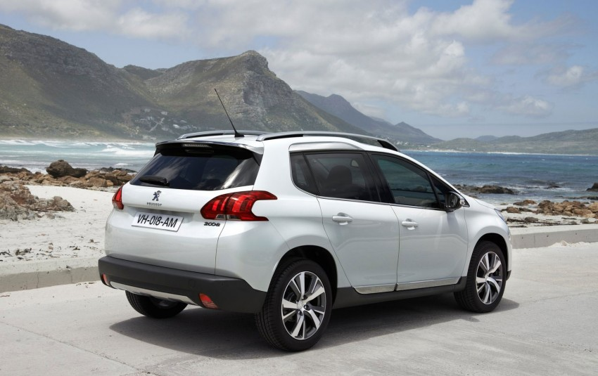 Peugeot 2008 Crossover – full details and gallery Image #155651