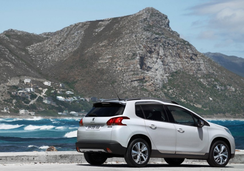 Peugeot 2008 Crossover – full details and gallery Image #155653