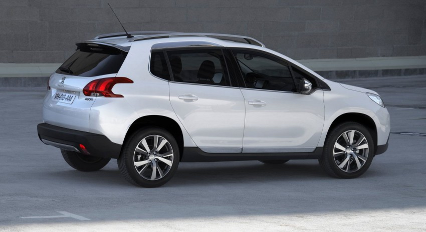 Peugeot 2008 Crossover – full details and gallery Image #155654