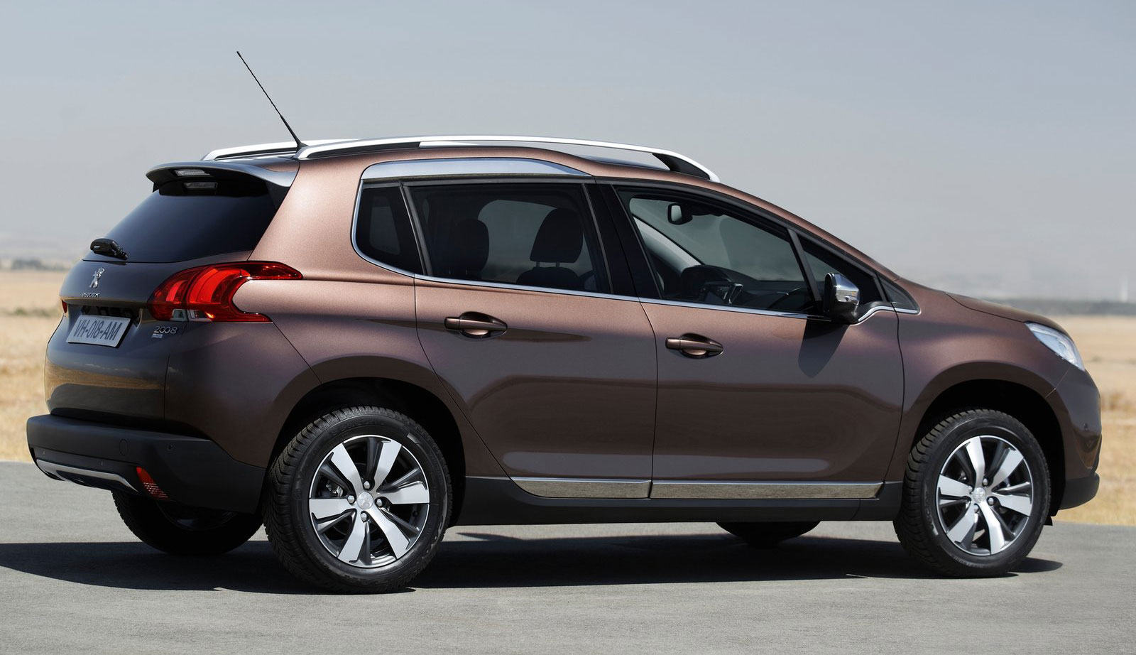 Peugeot 2008 Crossover Full Details And Gallery Image 155655