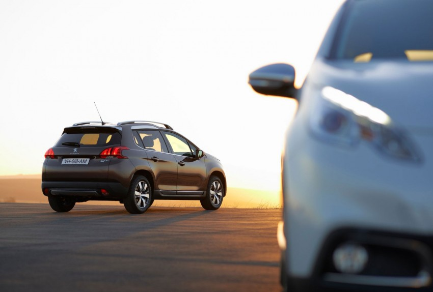 Peugeot 2008 Crossover – full details and gallery Image #155657