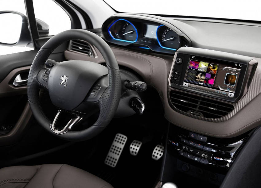 Peugeot 2008 Crossover – full details and gallery Image #155658