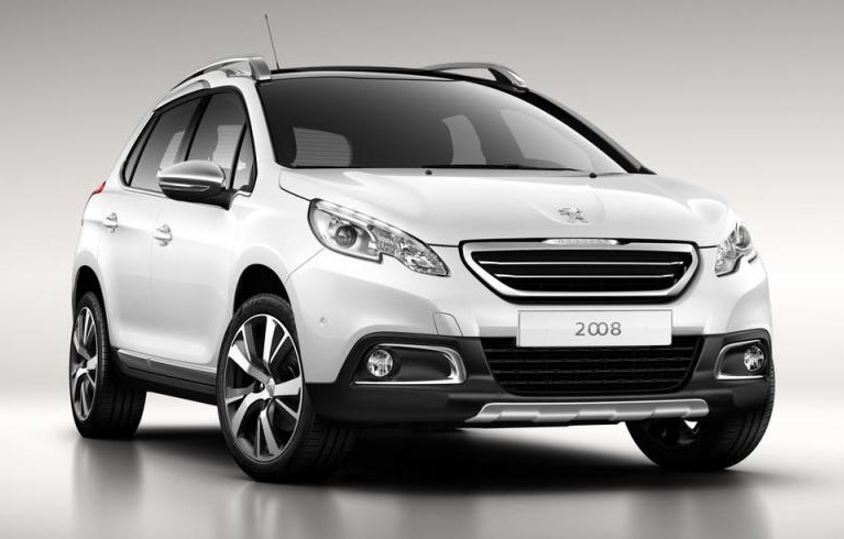 First photos of Peugeot 2008 make their way online Image #148366