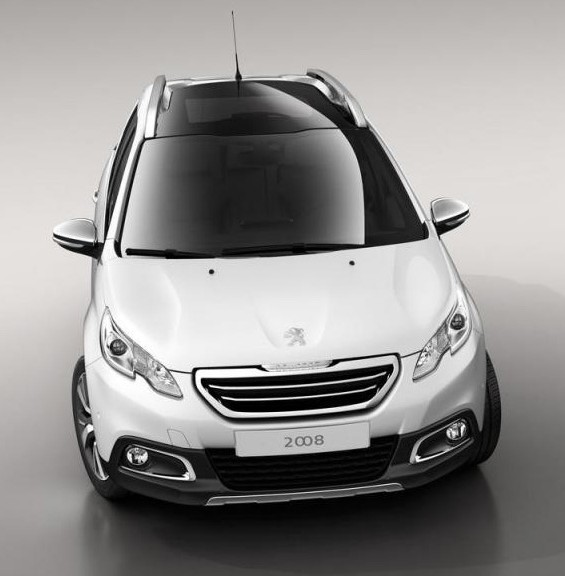 First photos of Peugeot 2008 make their way online Image #148365