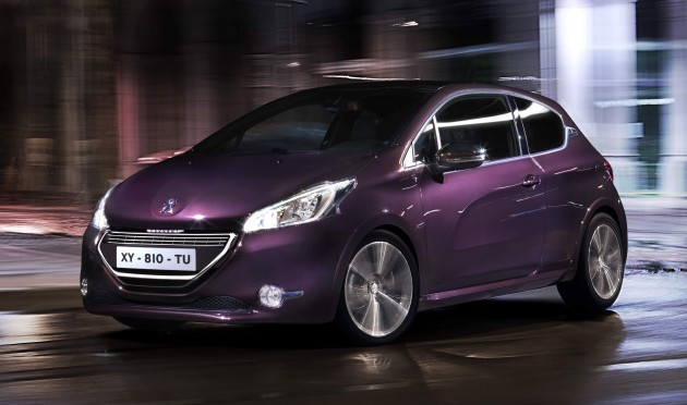 Peugeot 208 Xy Going The Luxurious Route