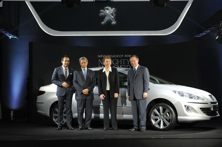 Peugeot 408 launched – Turbo at RM126k, 2.0 at RM110k Image #107613