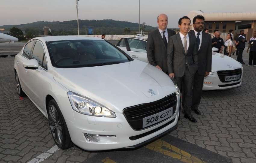 Peugeot 508 relaunched, now with five variants including HDi diesel and SW wagon – from RM159k Image #113117