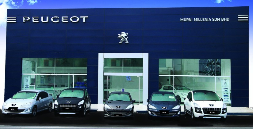 Nasim opens Peugeot Blue Box Kota Bharu Image #144409