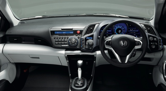 Honda CR-Z now with CVT, priced at RM119k OTR Image #114304