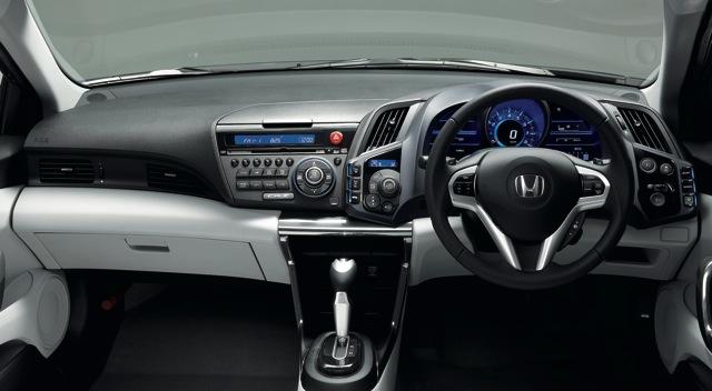 Honda CR-Z now with CVT, priced at RM119k OTR Image #114304