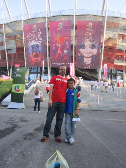 Naza Kia's EURO 2012 contest winners return home Image #116047