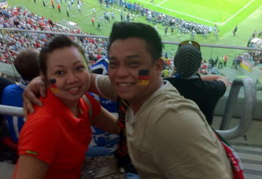 Naza Kia's EURO 2012 contest winners return home Image #116048