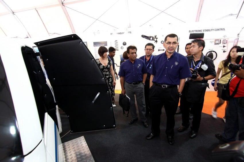 MEGA GALLERY: Proton Power of 1, Bukit Jalil Image #94997