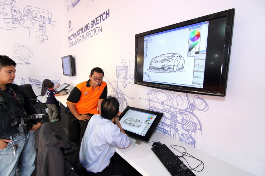 MEGA GALLERY: Proton Power of 1, Bukit Jalil Image #95093