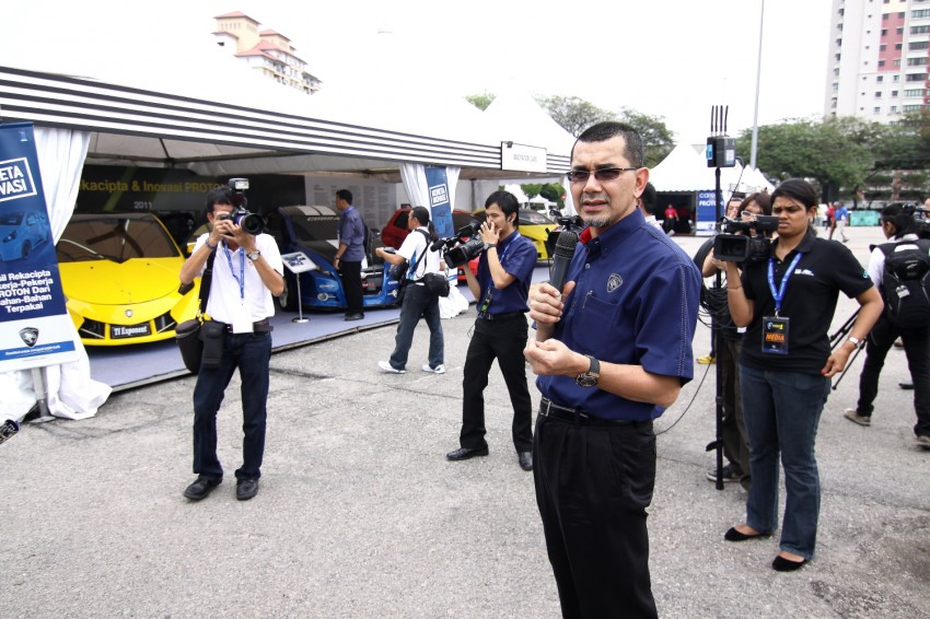 MEGA GALLERY: Proton Power of 1, Bukit Jalil Image #95009