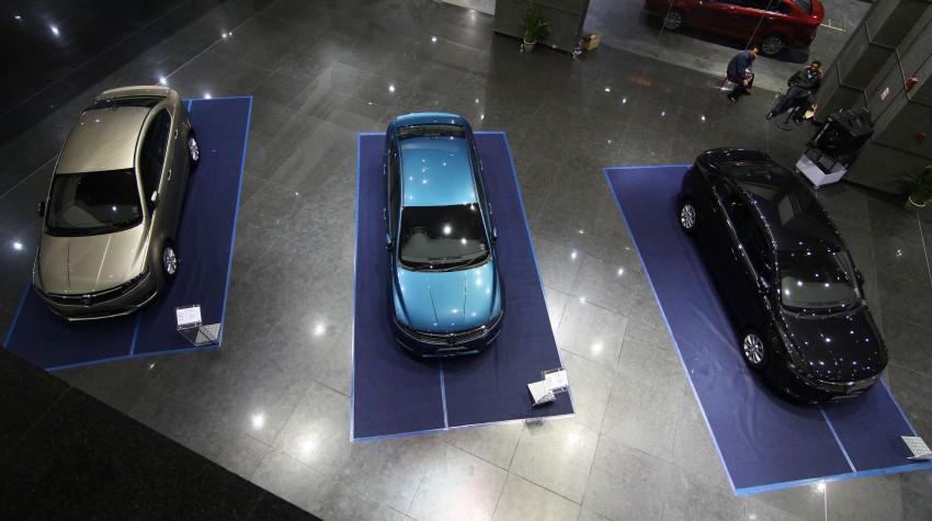 Proton Prevé with 1.6 turbo launched: RM60k – RM73k! Image #101199