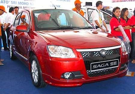 Proton Saga SE