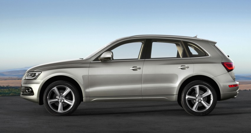 Audi Q5 gets mid-life updates, adds hybrid to the range Image #102895