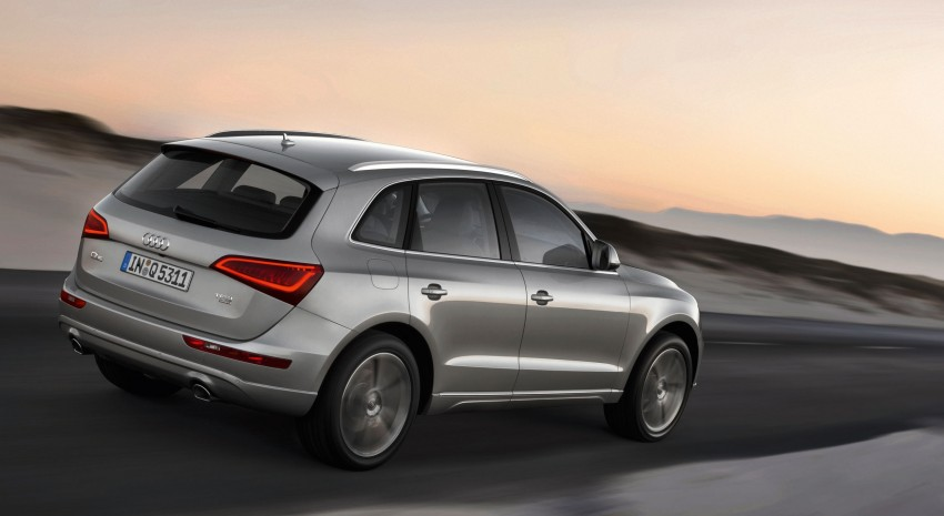 Audi Q5 gets mid-life updates, adds hybrid to the range Image #102898