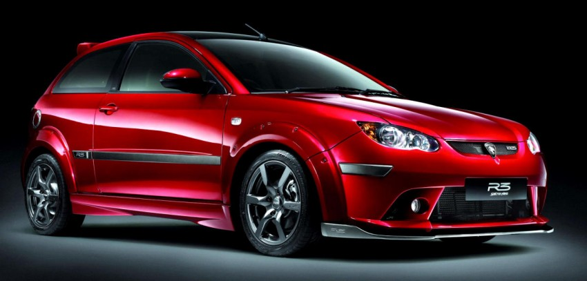 Proton R3 Satria Neo officially launched – RM79,797 Image #54585