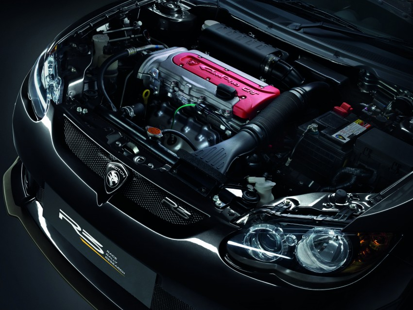 Proton Satria Neo R3 launched: RM61k-RM64k Image #143469