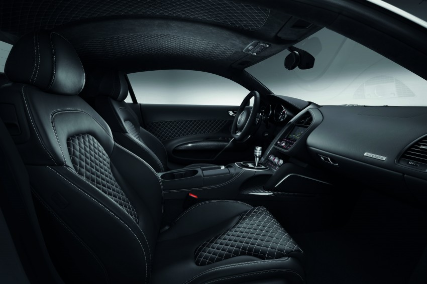 Audi R8 facelift – now with S tronic dual clutch Image #122125