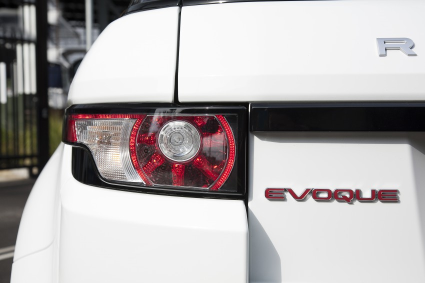 Range Rover Evoque Test Drive Review in Sydney Image #77286