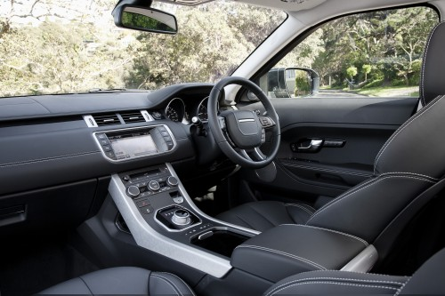 Range Rover Evoque Test Drive Review In Sydney