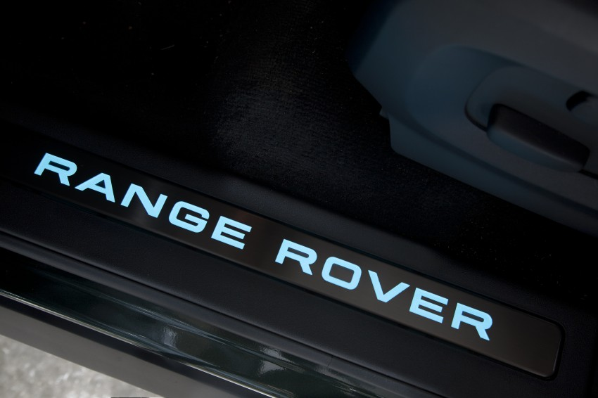 Range Rover Evoque Test Drive Review in Sydney Image #77294