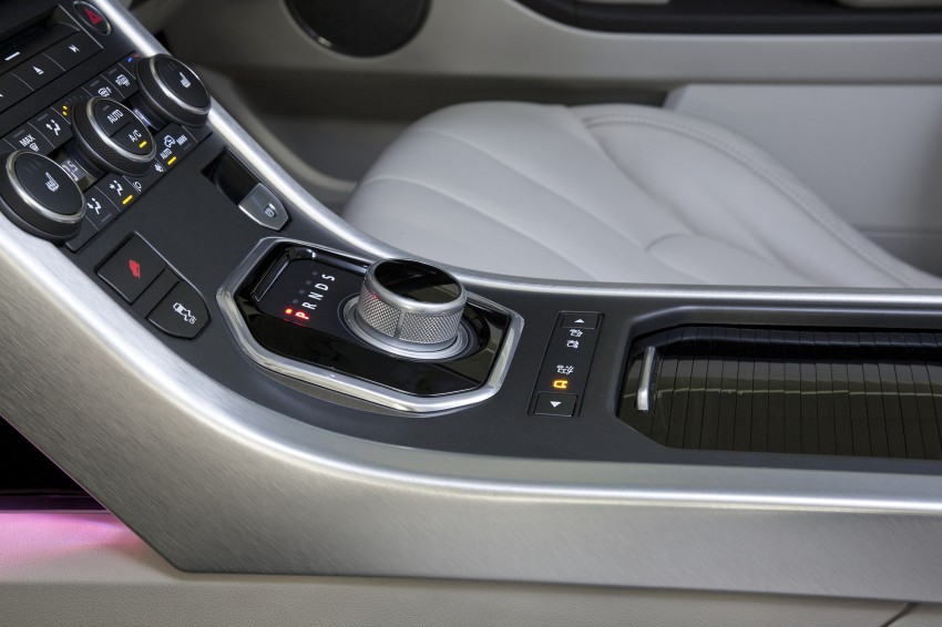 Range Rover Evoque Test Drive Review in Sydney Image #77306