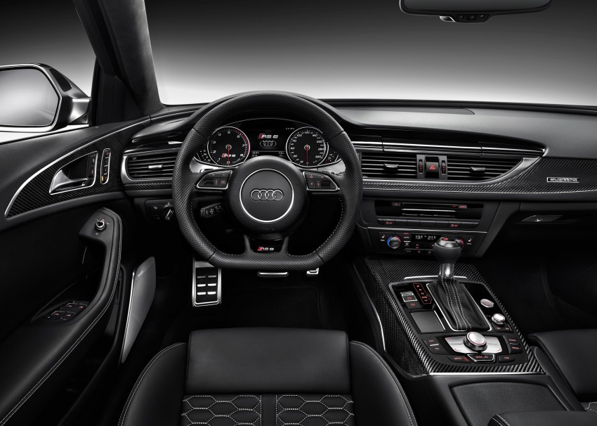 Audi RS 6 Avant – 560 PS, 0-100 km/h in 3.9 seconds Image #144434