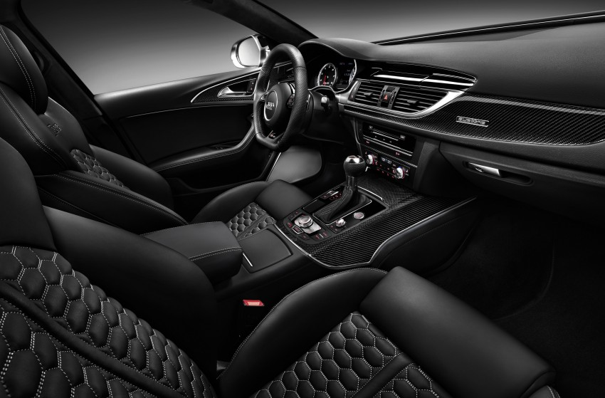 Audi RS 6 Avant – 560 PS, 0-100 km/h in 3.9 seconds Image #144432