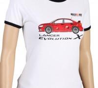Ralliart Round Neck T-shirt
